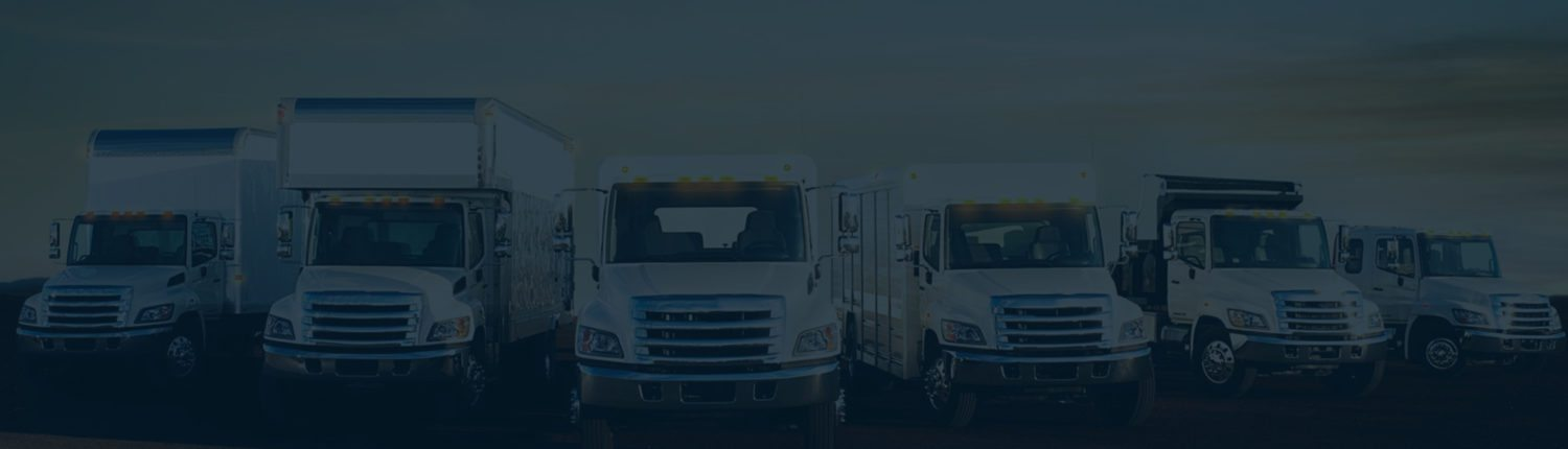 LED signal lights for heavy trucks and trailers